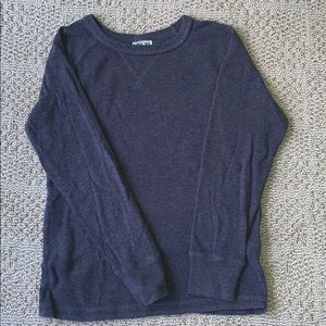 Boys Cherokee long sleeve thermal size M 8-10